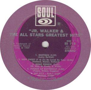 SOUL 718 - WALKER J RA