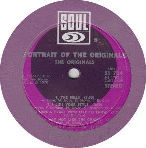 SOUL 724 - ORIGINALS RA