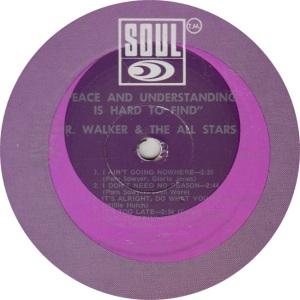 SOUL 738 - WALKER JR RA