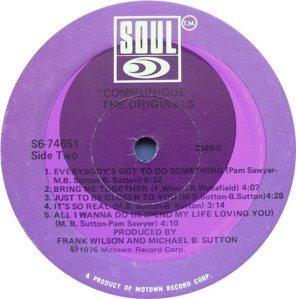 SOUL 746 - ORIGINALS D