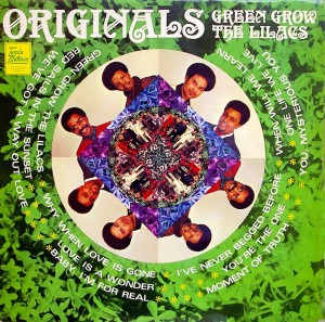 SOUL XX - ORIGINALS - GREEN GROW LILACS