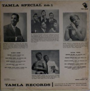 Tamla 224B - Various