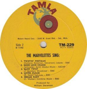 TAMLA 229 - MARVELETTES R_0001