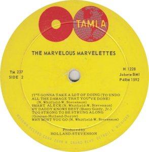 TAMLA 237 - MARVELETTES R_0001