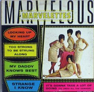 Tamla 237A - Marvelettes