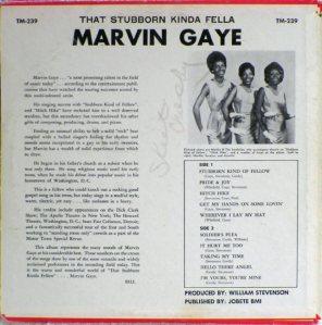 Tamla 239B - Gaye, Marvin