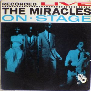 Tamla 241A - Miracles