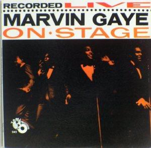 Tamla 242A - Gaye, Marvin