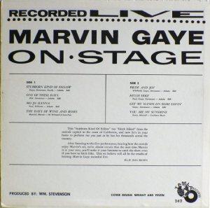 Tamla 242B - Gaye, Marvin