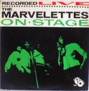 Tamla 243A - Marvelettes
