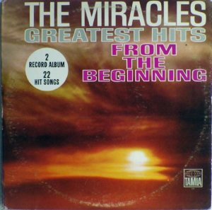 Tamla 254A - Miracles