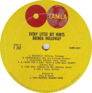TAMLA 257 - HOLLOWAY R_0001