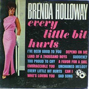 Tamla 257A - Holloway, Brenda
