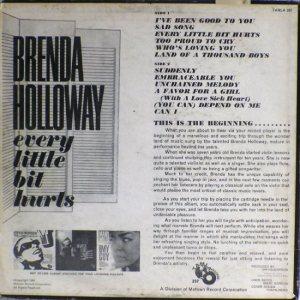 Tamla 257B - Holloway, Brenda