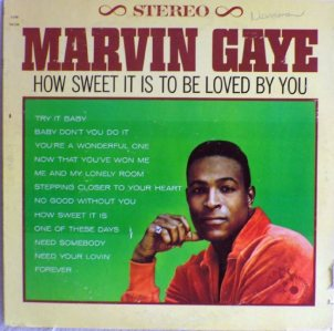Tamla 258A - Gaye, Marvin