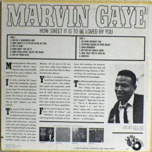 Tamla 258B - Gaye, Marvin