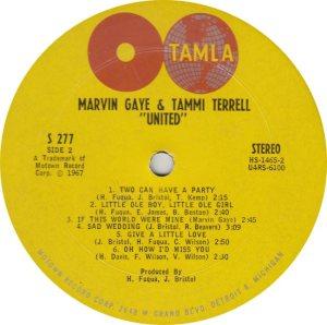TAMLA 277 - GAYE & TERRELL - R_0001