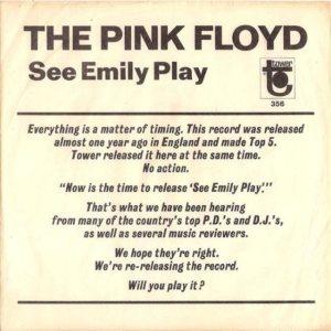 67-07 - PINK FLOYD B