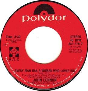BEATLES LENNON - 1984 C