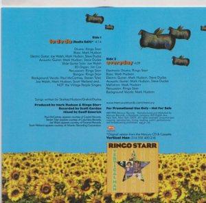 BEATLES STARR - 1998 B