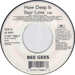 BEE GEES - FEB 1997 B