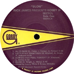 GL 6023 - JAME R PRESENTS B