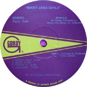 GL 6040 - MARY JANE D