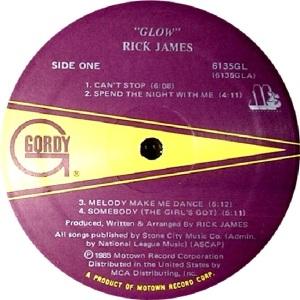 GL 6135 - JAMES A