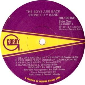 GORDY 1001 - BOYS - B