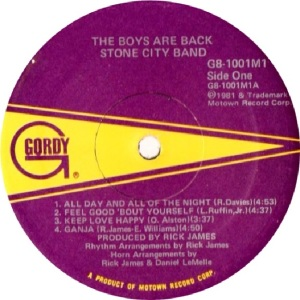 GORDY 1001 - BOYS - B