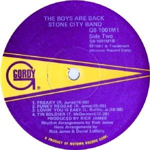 GORDY 1001 - BOYS - C