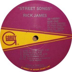 GORDY 1002 - JAMES R - C