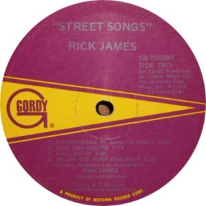GORDY 1002 - JAMES R - D
