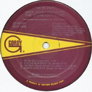 GORDY 991 - STONE CITY BAND C