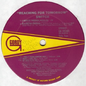 GORDY 993 - SWITCH D