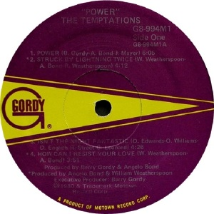 GORDY 994 - TEMPS - C