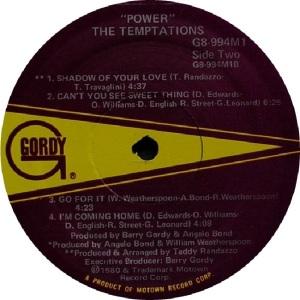 GORDY 994 - TEMPS - D