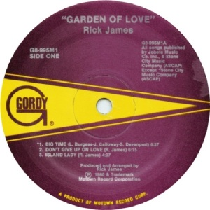 GORDY 995 - JAMES R - B