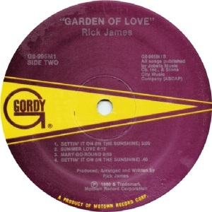 GORDY 995 - JAMES R - C
