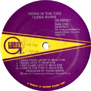 GORDY 997 - TEENA M - B