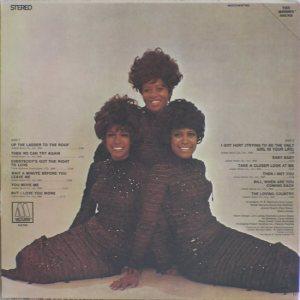 Motown 705B - Supremes