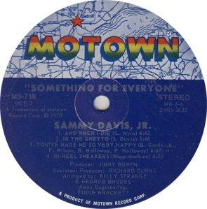 MOTOWN 710 - DAVIS SAMMY_0001