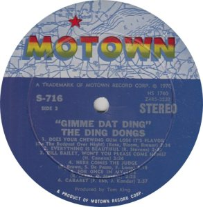 MOTOWN 716 - DING DONGS_0001