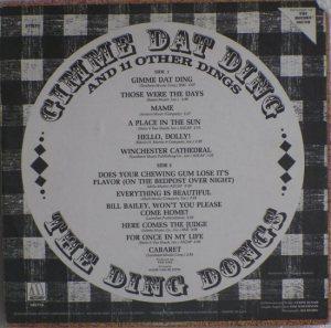 Motown 716B - Ding Dongs