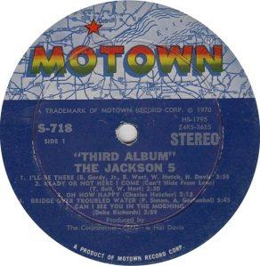 MOTOWN 718 - JACKSON 5