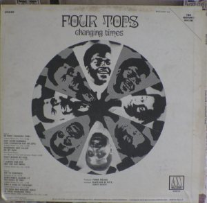 Motown 721B - Four Tops