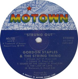 MOTOWN 722 - STAPLES GORDON