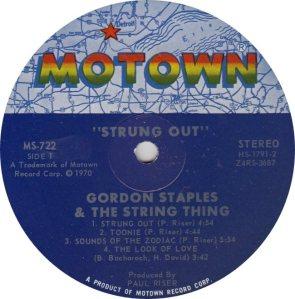 MOTOWN 722 - STAPLES GORDON