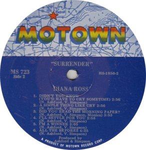 MOTOWN 723 - ROSS DIANA_0001