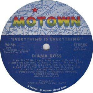 MOTOWN 724 - ROSS DIANA